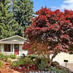 Sited near the entrance to a quiet cul-de-sac on a beautiful park-like lot, this home exudes a welcoming street appeal.