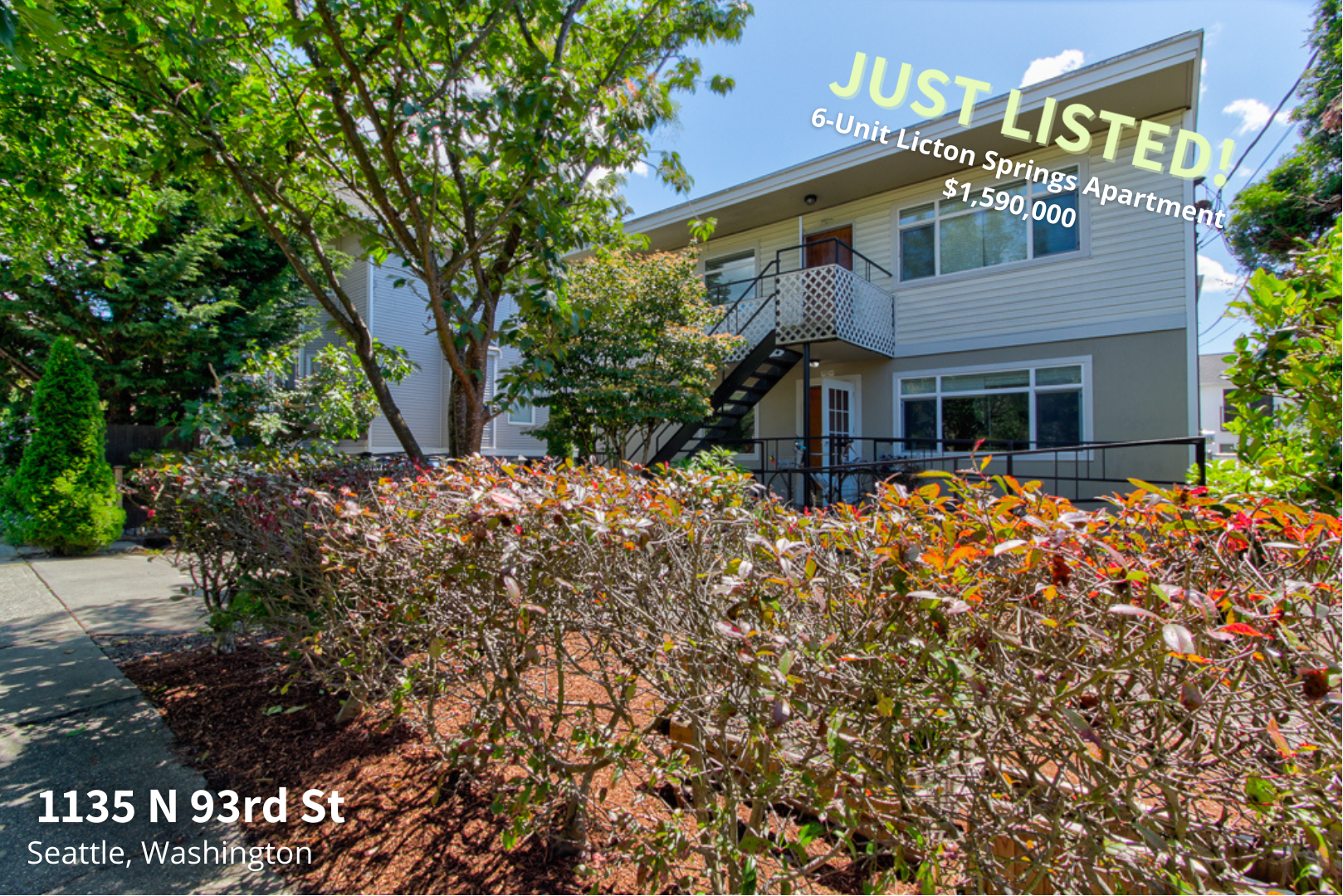 1135 N 93rd St - Just Listed