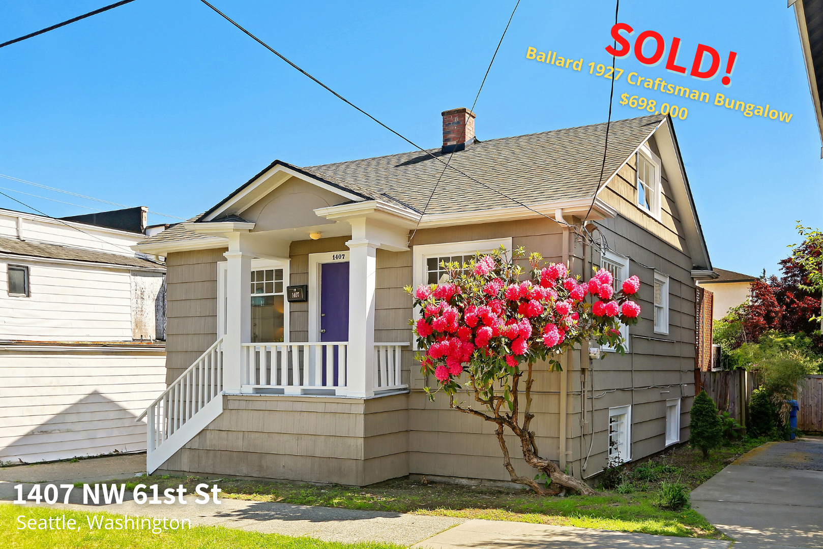1407 NW 61st St - SOLD
