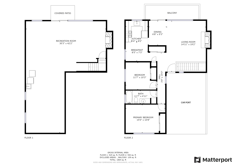 Floorplans - All