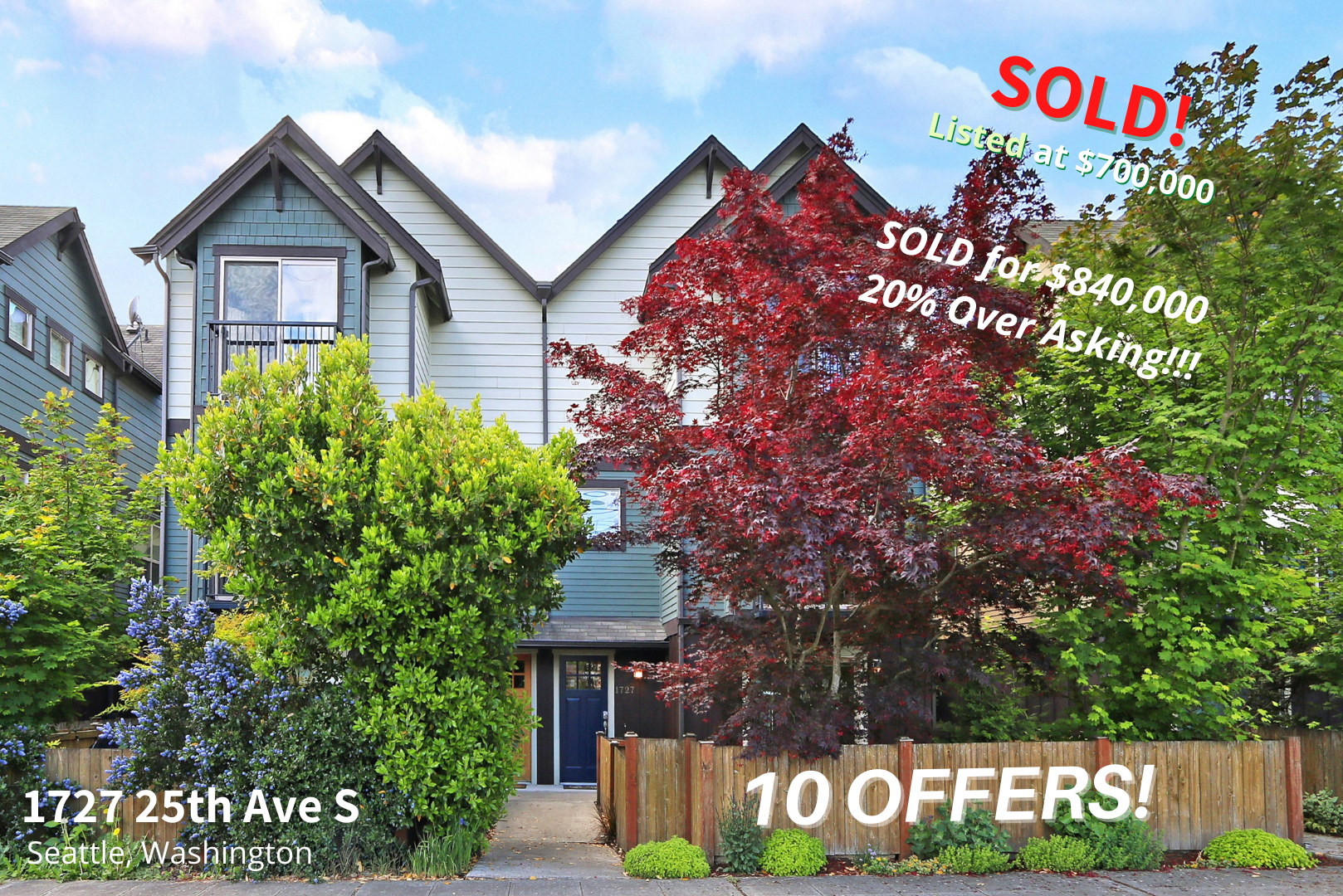 SOLD - 1727 25th Ave S