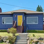 Crisp and clean 1948 Seattle Bungalow on a great street in the heart of North Beacon Hill.