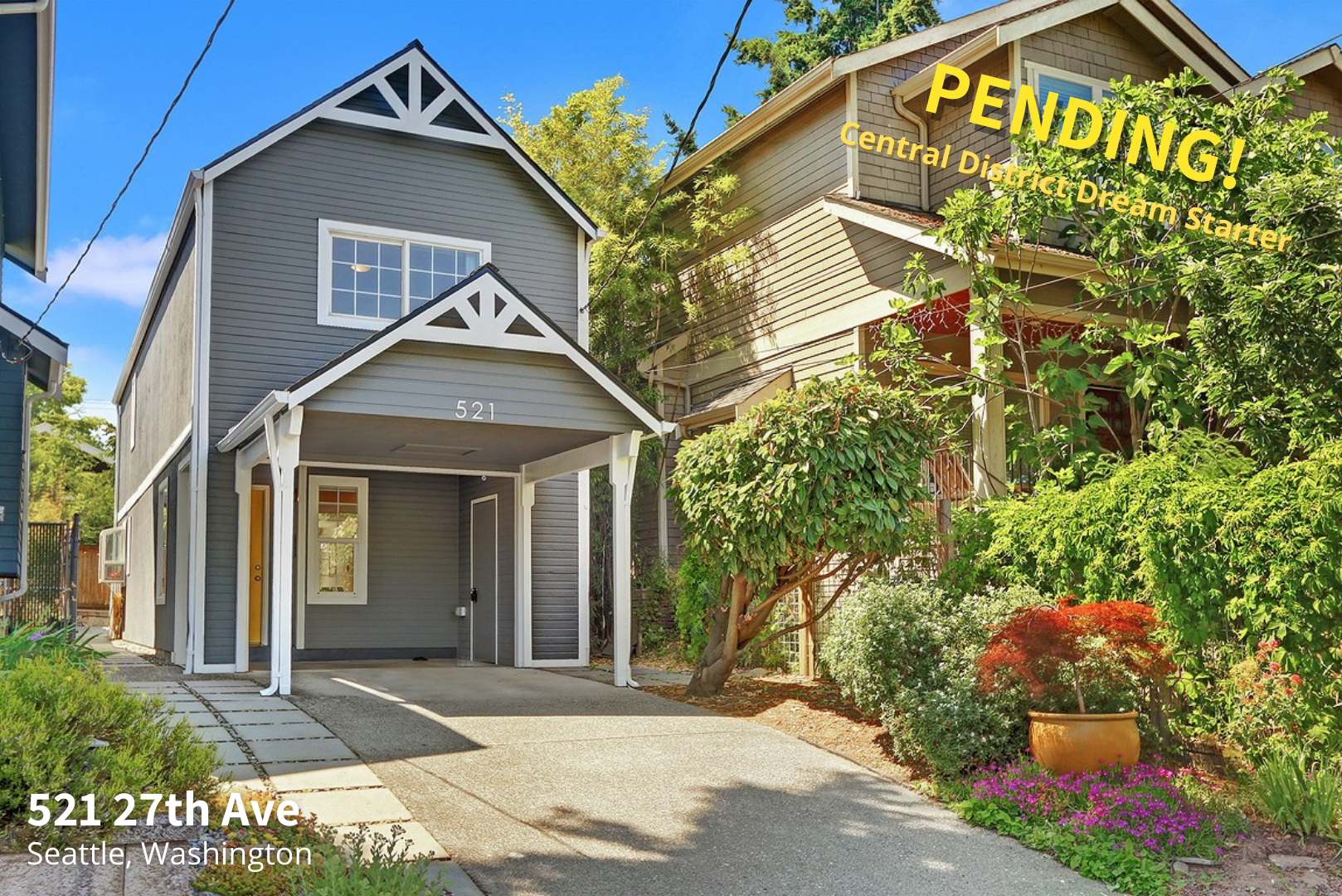 521 27th Ave - PENDING!