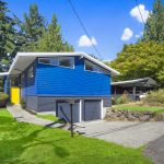 Cherished for 35 years on a friendly street abutting a lush greenbelt, a stylish mid-century modern seeks her proud new owner.