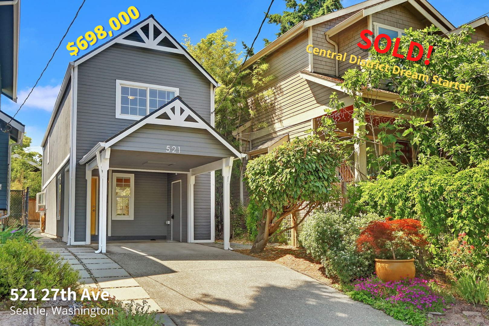 521 27th Ave - SOLD!