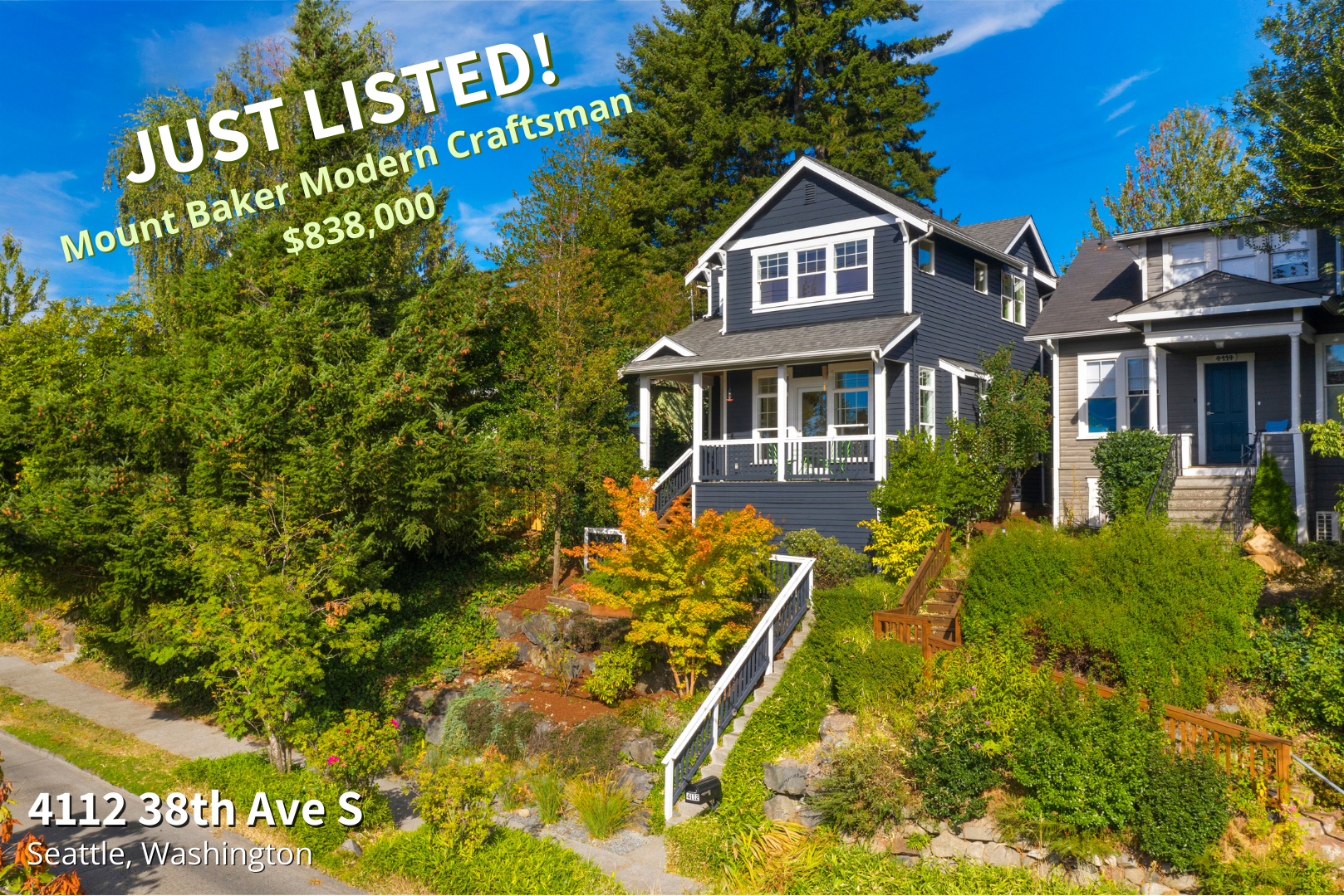 4112 38th Ave S - JUST LISTED!