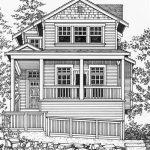 Original builder sketch. (2004)