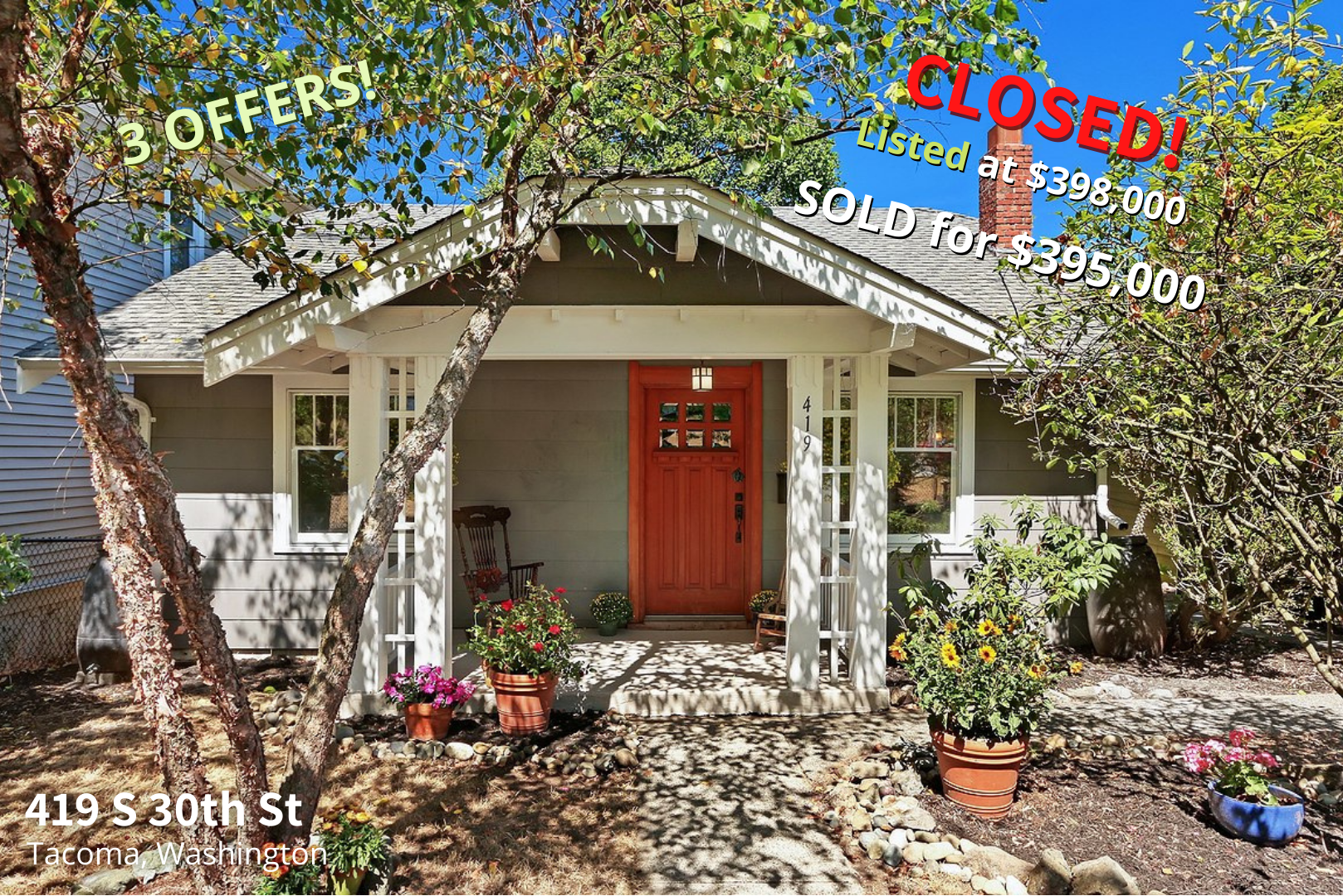 419 S 30th St - SOLD!